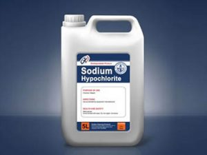 sodium hypochloride Chemicals