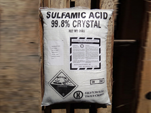 SULFAMIC Chemicals ACID