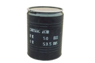 Chromic Acid Chemical Product