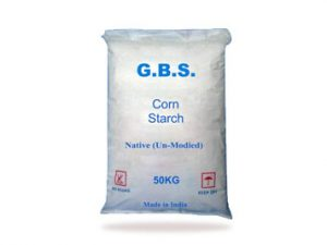 Corn Starch Chemical Products