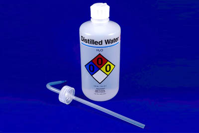 distilled water chemical