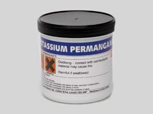 Potassium permangant Chemicals Products