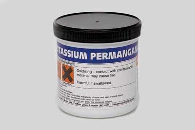 Potassium permangant Chemicals Products