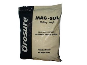 Grosure MAG-SUL Chemicals Products