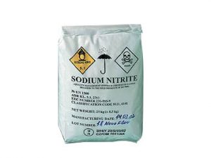 Sodium Nitrite Chemicals Products