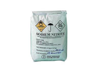 Sodium Nitrite Chemicals Products