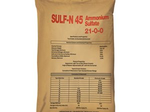 Ammonium sulfate Chemicals Products
