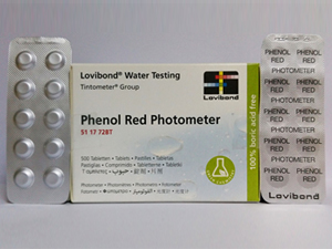PHENOL RED Photometer