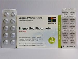 PHENOL RED Photometer